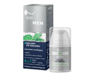 Ava Eco Men Balsam po goleniu nawilżający 50 ml