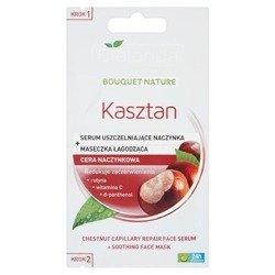 Bielenda Kasztan Maseczka+serum 2x5g.