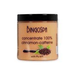 BingoSpa Koncentrat cynamonowo-kofeinowy z Pu-erh 250g