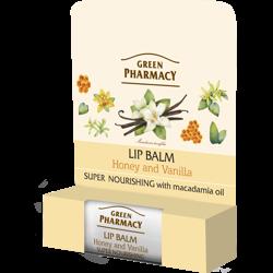 Green Balsam d/u intensywne odżywienie miód i wanilia SPF 10