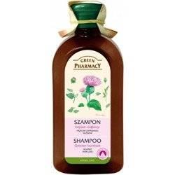 Green Pharmacy Szampon Łopian Większy 350 ml
