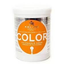 Kallos Maska do włosów Color 1000 ml
