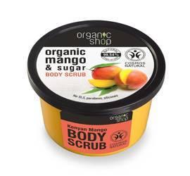 OrganicShop Scrub d/c Kenijskie mango 250 ml