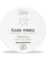 Vellie Kozie mleko Krem do ciała odżywczy 200ml.