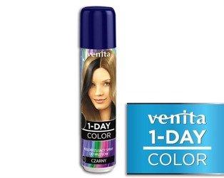 Venita 1-Day Color Black 50 ml