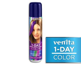Venita 1-Day Color Fioletowa aura 50 ml