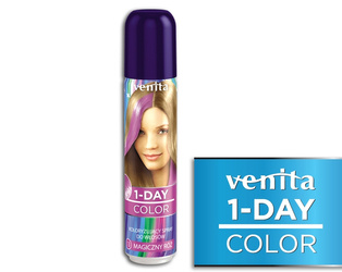 Venita 1-Day Color Magiczny róż 50 ml