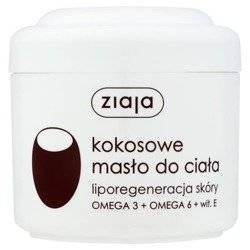 Ziaja Kokosowa Masło do ciała liporegeneracja 200ml