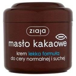 Ziaja Masło Kakaowe Krem lekka formuła 200 ml