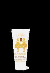 Ziaja Maziajki Pasta z fluorem dla dzieci 6+ 50 ml