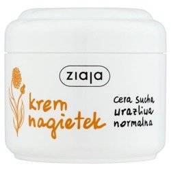 Ziaja Nagietkowy Krem półtłusty 100 ml