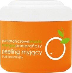 Ziaja Pomarańczowa Peeling myjący z mikrogranulkami 200 ml