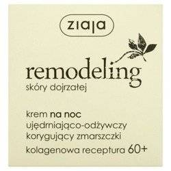 Ziaja Remodeling 60+ Krem ujędrniająco odżywczy n/n 50ml