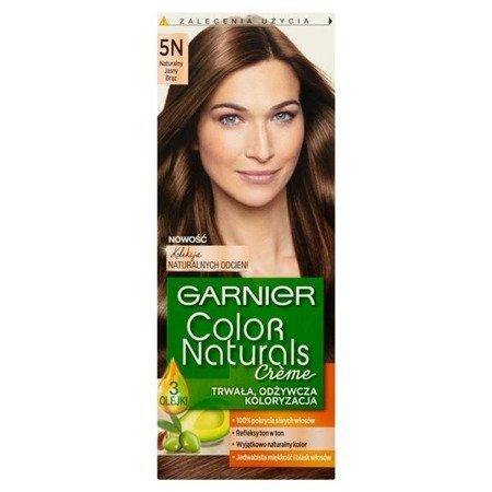 Color Naturals 5N Naturalny jasny brąz 1szt