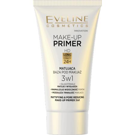 Eveline Baza matująca pod makijaż 3w1 30ml