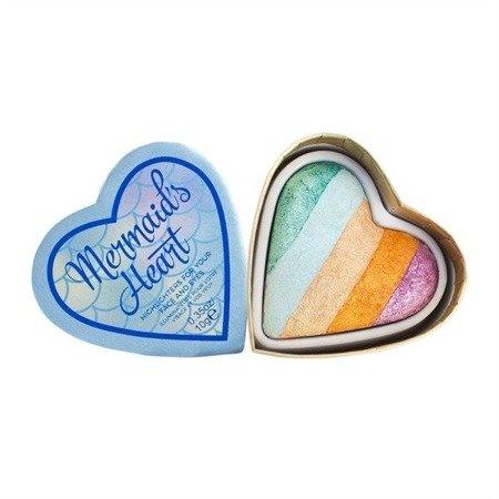 I Heart MakeUp Rozświetlacz Mermaids Heart