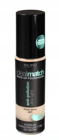 Ingrid Podkład Ideal Match 401 30ml