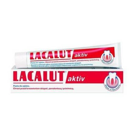 Lacalut Pasta Activ 75 ml