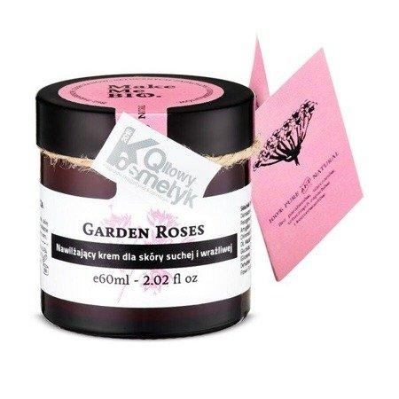 Make Me Bio Garden Roses Krem nawilżający