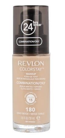 Revlon Podkład Colorstay Comb/Oil 180 Sand Beige Pompka
