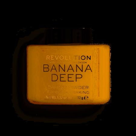 Revolution Puder sypki Banana Deep