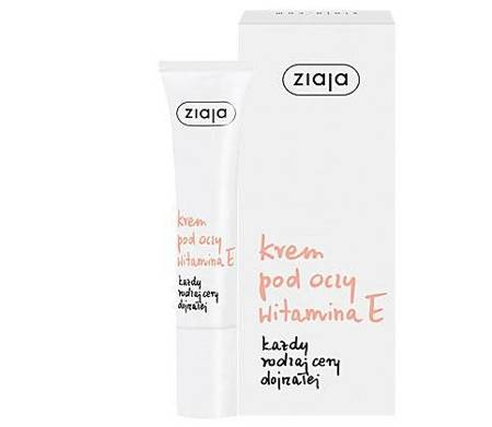 Ziaja Witaminowa Krem p/o z witaminą E 15ml